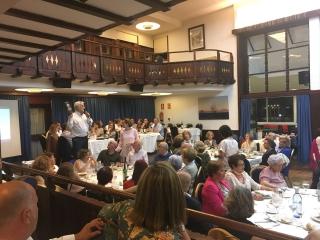 Cena Benéfica Proclade Canarias 2018