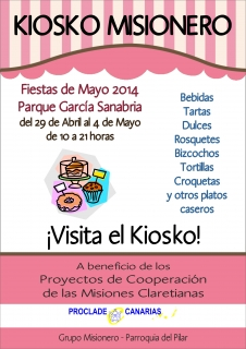 Fiestas de Mayo 2014