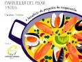 Cartel Paella Misionera 2014