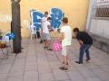 Paella solidaria Pilar 2016
