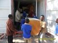 El contenedor llega a Zimbabue